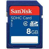 SANDISK SDHC 8GB [SDSDB] - Secure Digital / Sd Card